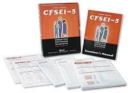 CFSEI-3: Culture Free Self Esteem Inventories Third Edi | Special Education