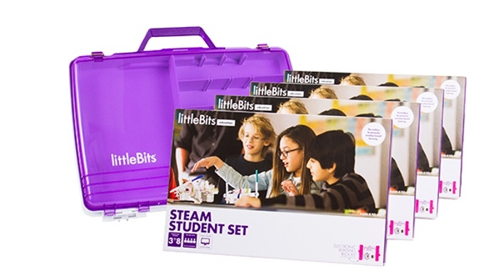littleBits STEAM Education Class Pack | Science