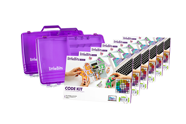 littleBits Code Kit Class Pack | Science