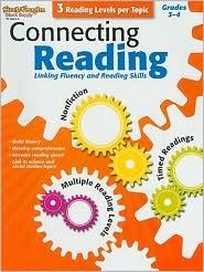 Connecting Reading Reproducible Grade 3 | Language Arts / Reading