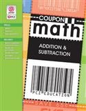 Coupon Math: Addition & Subtraction | Special Education