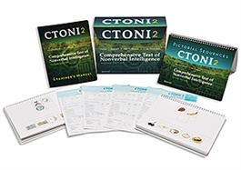 CTONI-2: Comprehensive Test of Nonverbal Intelligence Second Edition | Special Education
