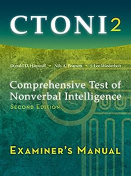 CTONI-2 Examiner's Manual | Special Education