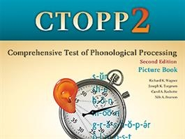 CTOPP-2: Picture Book | Special Education