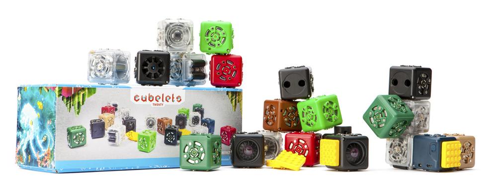 Exploring Robotics with Cubelets | Exploring Robotics