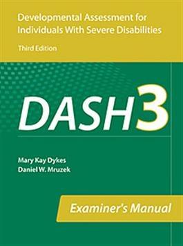 DASH-3 Examiner's Manual | Special Education