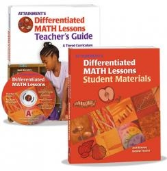Differentiated Math Lessons | Special Education