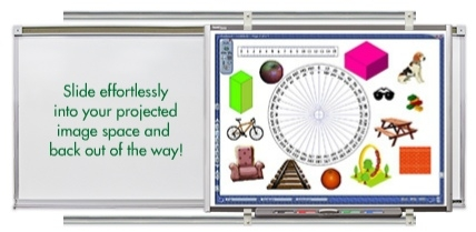 Diversitrack for Interactive Whiteboards | Track Technology Systems