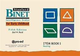 Early SB5 Item Book 1 | Special Education