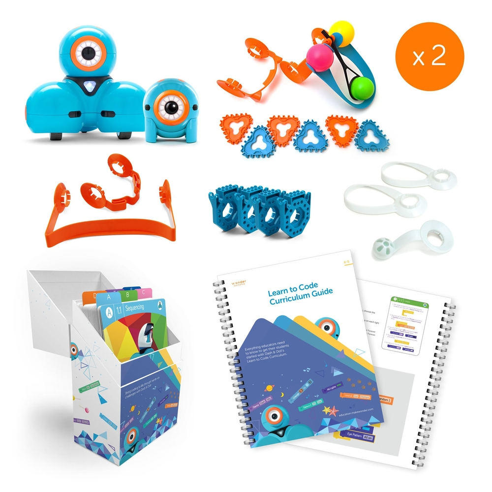 Dash & Dot Club Pack | Wonder Workshop