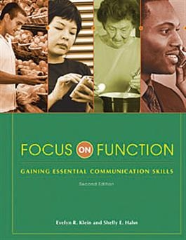 Focus on Function: Gaining Essential Communication Skills-Second Edition | Special Education