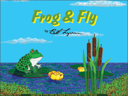 Frog & Fly | Special Education