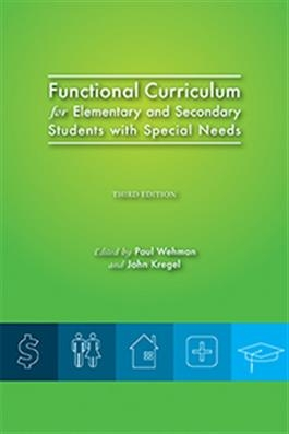 Functional Curriculum for Elementary and Secondary Students with Special Needs | Special Education