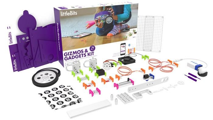 littleBits Gizmos & Gadgets 2nd Edition   Science