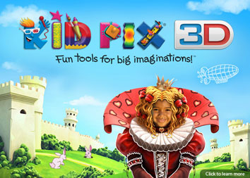 Kid Pix 3D
