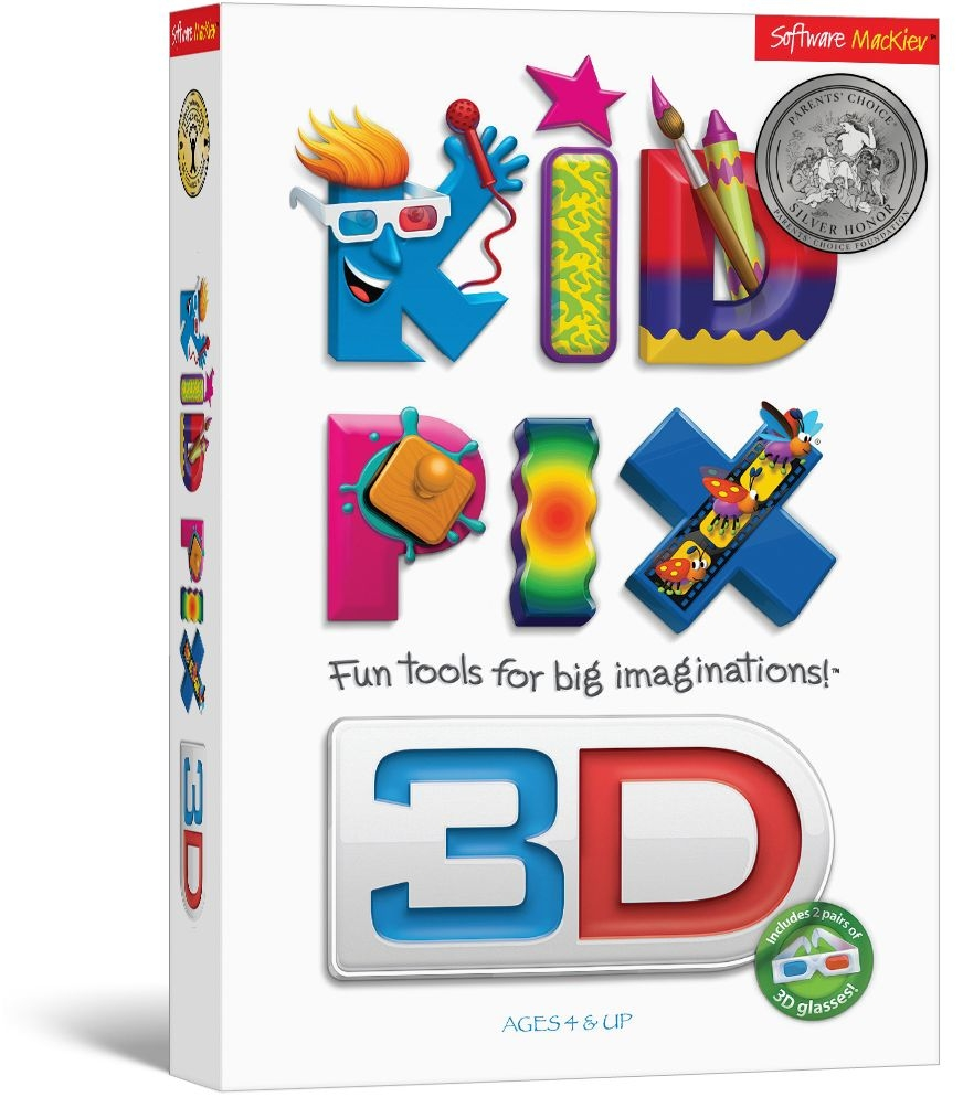 KID PIX 3D 2.2 | Art & Creativity