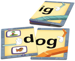 LeapFrog LeapReader Interactive Talking Words Factory Flash Cards | Language Arts / Reading