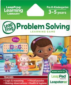 LeapFrog LeapPad Game: Disney Doc McStuffins | Language Arts / Reading