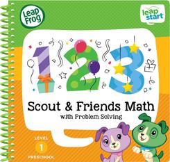 LeapFrog LeapStart 3D Scout & Friends Math | Math