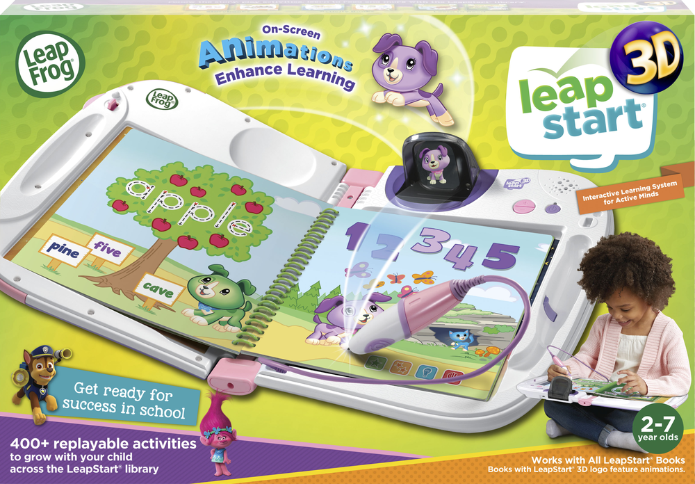 LeapFrog LeapStart 3D Interactive Learning System | Language Arts / Reading