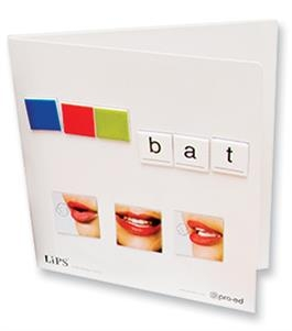 LiPS Fourth Edition Magnetic Write-On/Wipe-Off White Board | Special Education
