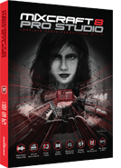 Mixcraft Pro 8 - Academic Version | Music Education