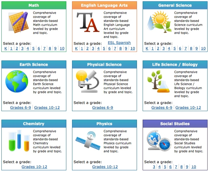 NewPath Online Learning | Language Arts / Reading
