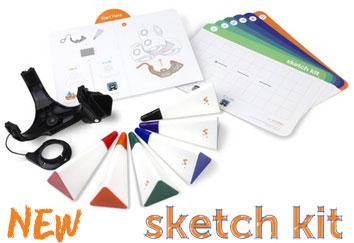 New! Wonder Workshop Sketch Kit