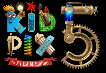 KID PIX 5 Mac Edition | Art & Creativity