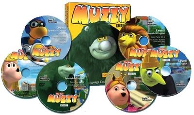 MUZZY Classroom DVD Packs | MUZZY Club