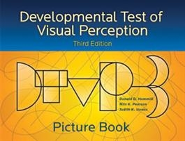 DTVP-3: Picture Book | Special Education