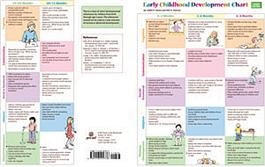 Early Childhood Development Chart–Third Edition: Mini-Poster Pack (25) | Special Education