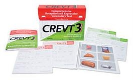 CREVT-3: Comprehensive Receptive and Expressive Vocabulary Test Third Edition | Special Education