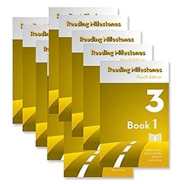 Reading Milestones Fourth Edition, Level 3 (Yellow) Reader Package | Special Education