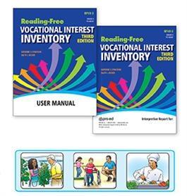 RFVII-3: Reading-Free Vocational Interest Inventory, Third Edition   Pro-Ed Inc