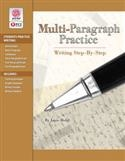 Multi-Paragraph Practice | Special Education