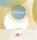 PCI READ PRGM LV3-ASSESS BINDER & CONT PGS | Special Education