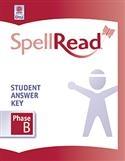 SPELLREAD STD ANS KEY PHASE B | Special Education