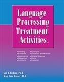LANGUAGE PROCESSING TREATMENT ACTIVITIES | Special Education
