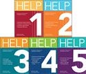 HELP BOOK SET 1-5 | Special Education
