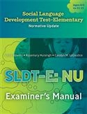 SLDT-E:NU EXAMINER'S MANUAL | Special Education