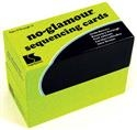 NO GLAM SEQUENCING CARDS | Special Education