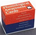PHONOLOGICAL AWARENESS CARDS | Special Education