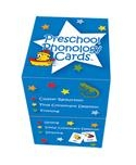 PRESCHOOL PHONOLOGY CARDS | Special Education