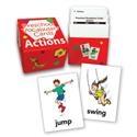 PRESCHOOL VOCAB CARDS ACTIONS   Special Education