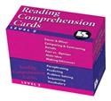 READING COMPREHENSION CARDS 2 | Special Education