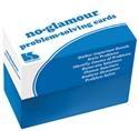 NO GLAM PROBLEM SOLVING CARDS | Special Education