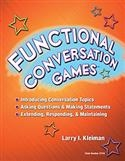 FUNCTIONAL CONVERSATION GAMES   Special Education