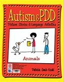AUTISM PICTURE CARDS ANIMALS | Special Education