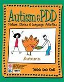 AUTISM PICTURE CARDS AUTUMN   Special Education